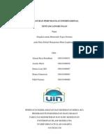 Cover Peraturan Perundangan Internasional