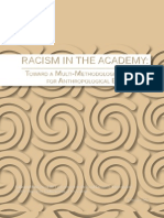 Racism in the Academy