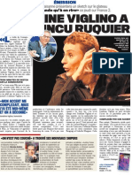 [2011-06-21] Sandrine Viglino a convaincu Ruquier