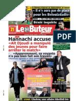 LE BUTEUR PDF du 21/01/2009