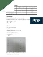 Informal Poisson's Ratio