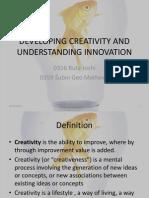 ED Ppt Innovation