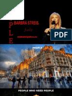 PEOPLE Barbra Streisand