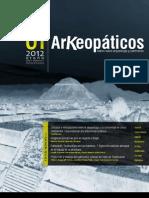 Revista Textos ArKeopáticos Número 01 [otoño 2012]