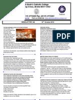 Newsletter 148 12.10.12
