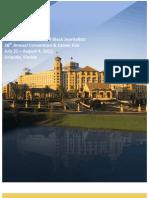 2013 NABJ Sponsor Guide- Orlando