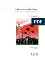 China Confronts Afghan Drugs... D0024793