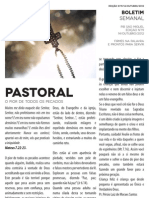 Boletim Semanal 14/10/2012 a 20/10/2012