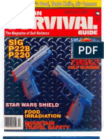 American Survival Guide December 1989 Volume 11 Number 12