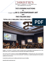 Oct 2012 - Post-War and Contemporary & Italian Sale - Post-Sale Release_merged