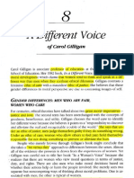 Different Voice Gilligan