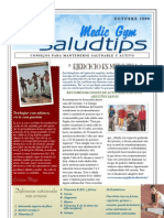 Saludtips (Octubre 08)