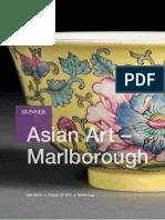 Asian Art - Marlborough   Skinner Auction 2627M