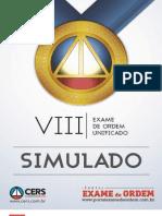 1 Simulado Oab Viii Exame
