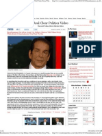 Krauthammer on Libya Cover Up Hillary Clinton Told Video Story
