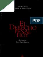EL DERECHO PENAL HOY - Maier Julio y Binder Alberto (1)