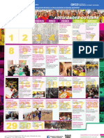 Agenda Gerencia Educación Cultura y Deporte -  Ocutubre 2012