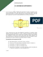 SESIÓN IV. NOCIONES DE CARTOGRAFÍA 2