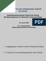 Presencing (From Puis) - Scharmer Wien