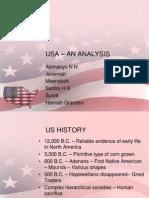 USA - An Analysis