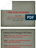 the Gullah Wars