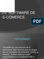 Software de E-comerce