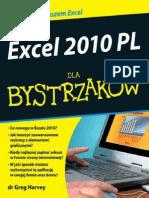 Excel 2010 PL Dla Bystrzakow Ex21by