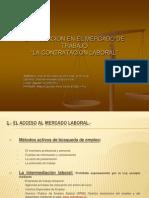 Diapositivas2.- La Insercion en Elmercado Laboral