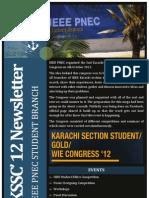 KSSC 2012 Newsletter