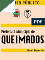 Edital - PMQ - Nível Superior
