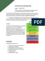 Reporte de Exposicion Enlace Datos Capa2(Modelo Osi)