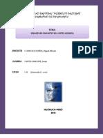 Monografia de Porcesos Cognitivos, Inteligencia y Deprivacion Sociocultural