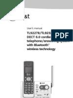 TL92328 Manual Bkm