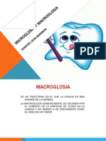 Microglosia y Macroglosia