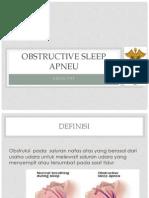 Obstructive Sleep Apneu