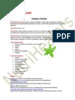 Chanca Piedra