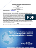 Application of Chronostratigraphic and Lithostratigraphic Concepts to Deepwater Reservoir Characterization