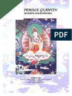 Wujud Wanita Avalokitesvara