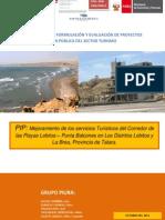 Pip Playas Lobitos - Pta Balcones Octubre 11