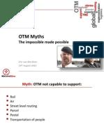 Complex Logistics Use Cases - OTM Myths