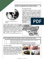 Manual Cultura Clásica tema 1