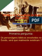 A TRAVESSIA DO MAR VERMELHO