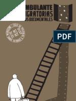 Programa de Mano Ideas Migratorias y Estrategias Documentales