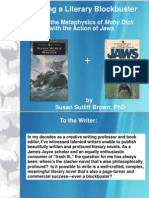 Writing a Literary Blockbuster By James Joyce Scholar, Susan Sutliff Brown