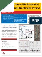 Georgia Streetscape Project Meeting