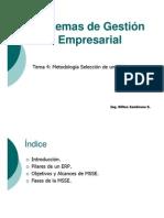 Guia Tematica 4 - Metodologia Seleccion ERP