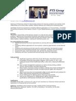 IT Business Analyst Position Description