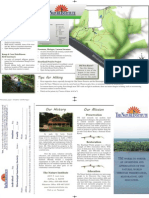 Brochure for The Nature Institute