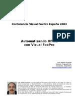 Automatizando Office con Visual FoxPro