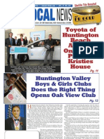 The Local News, October 01, 2012